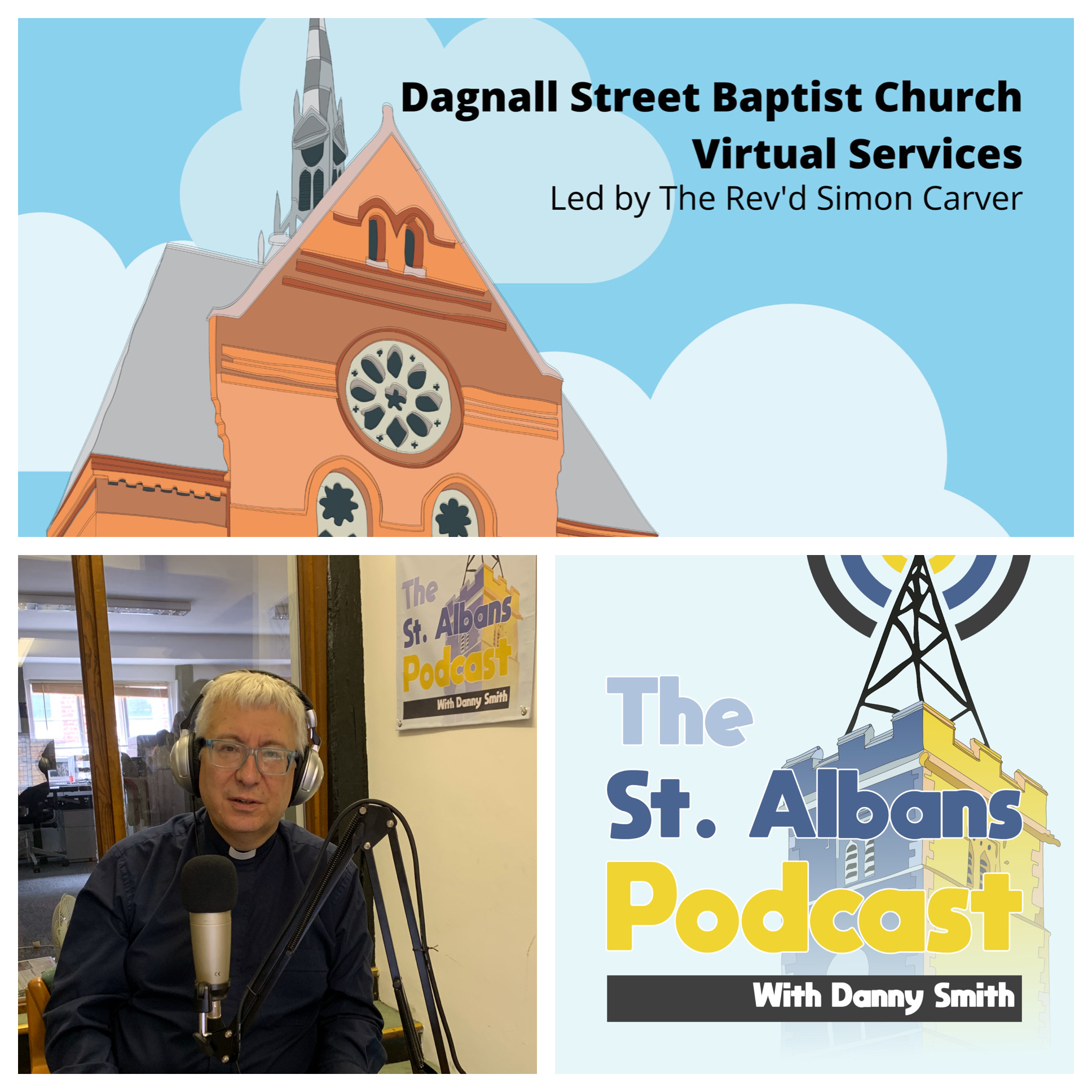 Dagnall Street Baptist Church's Virtual Services